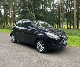 FORD KA STUDIO 1.2 ONE OWNER FOR SALE IN KILDARE FOR €4,750 ON DONEDEAL