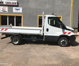 IVECO 3.5T BENNE