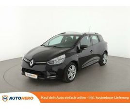 RENAULT CLIO 0.9 LIMITED*TEMPOMAT*ALU*1.HAND*BLUETOOTH*