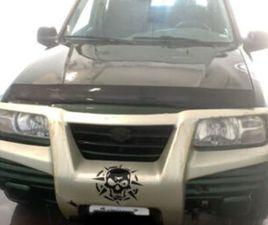 2001 SUZUKI VITARA 1500$ | CARS & TRUCKS | OTTAWA | KIJIJI