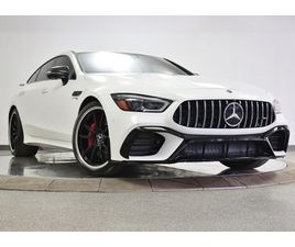 WHITE COLOR 2019 MERCEDES-BENZ AMG GT 63 4MATIC FOR SALE IN HOFFMAN ESTATES, IL 60169. VIN