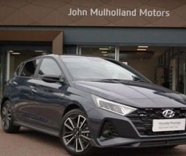 HYUNDAI I20 1.0 T-GDI 120PS N-LINE (STUNNING SPOR FOR SALE IN ANTRIM FOR £20,985 ON DONEDE