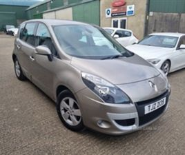 USED 2012 RENAULT SCENIC DYNAMIQUE TOMTOM D MPV 68,000 MILES IN BEIGE FOR SALE   CARSITE