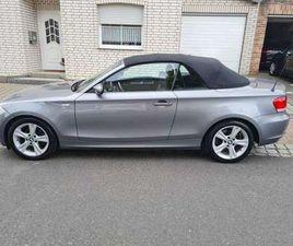 BMW 118 I CABRIO (E88) TEMPOMAT NAVI
