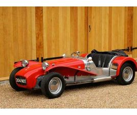 LOTUS SEVEN S2, TWIN-CAM DRY SUMP 1964. SUPERB EXAMPLE AND RARE EARLY LOTUS