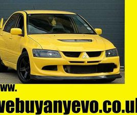 EVO 8 FQ300 SUPERB RUST FREE ROTAS+COILOVERS+LEATHER+CARBON+BIG BHP