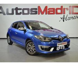 RENAULT MEGANE GT STYLE ENERGY TCE 115 S&S EURO 6