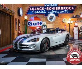 FOR SALE: 2005 DODGE VIPER IN GREEN BROOK, NEW JERSEY