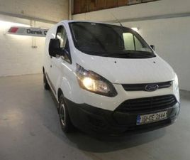 FORD TRANSIT 2.2TDCI 155PS 290 L2H2 TREND FWD FOR SALE IN CLARE FOR €13,500 ON DONEDEAL