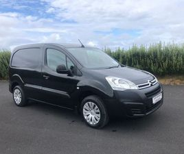 CITROEN BERLINGO, 2015 *MINT* FOR SALE IN CLARE FOR €9,250 ON DONEDEAL