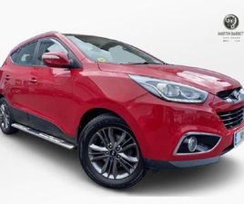 HYUNDAI IX35 1.7 PREMIUM 4DR FOR SALE IN WATERFORD FOR €15,950 ON DONEDEAL