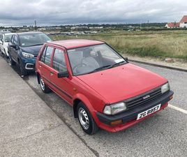 TOYOTA STARLET FOR SALE IN DUBLIN FOR €4,250 ON DONEDEAL