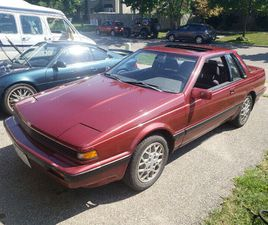 1987 NISSAN 200SX COUPE | CLASSIC CARS | GUELPH | KIJIJI
