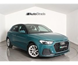 USED 2019 AUDI A1 SPORTBACK TFSI SPORT HATCHBACK 20,000 MILES IN GREEN FOR SALE | CARSITE