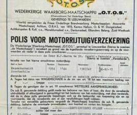 ANDERE MESSERSCHMITT KR 175 KABINENROLLER 1954