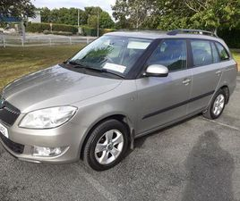 SKODA FABIA1.2 COMBI 2012. NCT TO 3/22 FOR SALE IN DUBLIN FOR €4,900 ON DONEDEAL