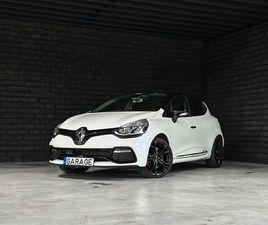 RENAULT CLIO 1.6 T RS EDC A GASOLINA NA AUTO COMPRA E VENDA