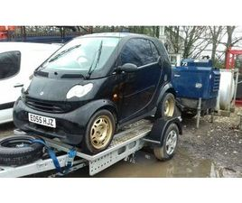 SMART, FORTWO COUPE, COUPE, 2006, SEMI-AUTO, 698 (CC), 2 DOORS