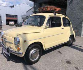 ZASTAVA 750 OLD TIMER .FIAT 600