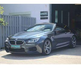 BMW M6 COUPE CARBONPAKET*DEUTSCH*2.HAND*LÜCKENLOSBMW