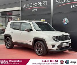 JEEP RENEGADE 1.0 GSE T3 120CH 80TH ANNIVERSARY MY21