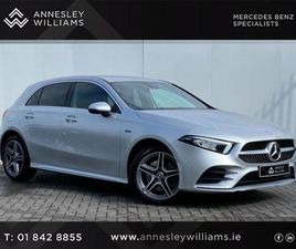 MERCEDES-BENZ A-CLASS A250E AMG EXECUTIVE 218 PHE FOR SALE IN DUBLIN FOR €42,950 ON DONEDE