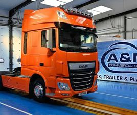 2017 (17) DAF XF 460 SUPERSPACE CAB, EURO 6 FOR SALE IN MONAGHAN FOR €UNDEFINED ON DONEDEA