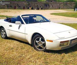 PORSCHE 944 3.0L S2 CABRIOLET - 1990
