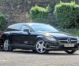MERCEDES-BENZ CLS 3.0 CLS350 CDI BLUEEFFICIENCY AMG SPORT SHOOTING BRAKE 7G-TRONIC