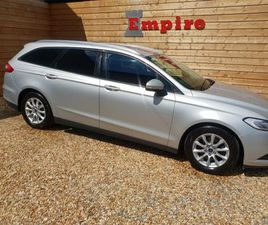 FORD MONDEO ZETEC 1.5 TD 120BHP ESTATE FOR SALE IN LIMERICK FOR €12,950 ON DONEDEAL