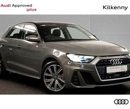 AUDI A1 SPORTBACK S LINE 1.0 TFSI 95 BHP 5DR - DE FOR SALE IN KILKENNY FOR €30,900 ON DONE