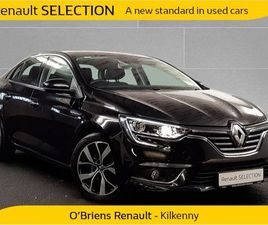 RENAULT MEGANE GRAND COUPE ICONIC 1.5 DCI 115 BHP FOR SALE IN KILKENNY FOR €18,900 ON DONE