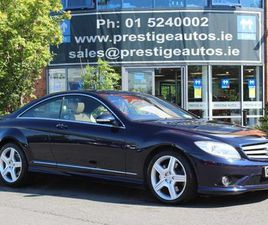 MERCEDES-BENZ CL-CLASS, 2008 FOR SALE IN DUBLIN FOR €16,950 ON DONEDEAL