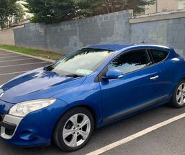RENAULT MEGANE COUPE 1.5 DCI DYNAMIQUE TOM TOM FOR SALE IN DUBLIN FOR €3,600 ON DONEDEAL