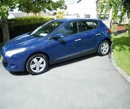 RENAULT MEGANE, 2012 FOR SALE IN MEATH FOR €4,950 ON DONEDEAL