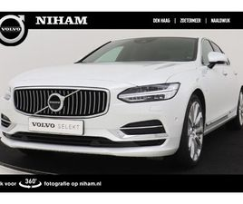 VOLVO S90 T8 RECHARGE AWD INSCRIPTION FULL OPTIONS!