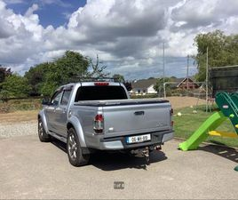 ISUZU DMAX FOR SALE IN DUBLIN FOR €10,500 ON DONEDEAL