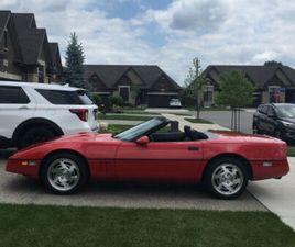 1990 CHEVROLET CORVETTE | CARS & TRUCKS | WINDSOR REGION | KIJIJI