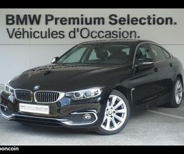 BMW SERIE 4 GRAN COUPE 418D 150CH LUXURY