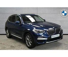 BMW X3 G01 X3 XDRIVE20D XLINE ZA B47 2.0D TU