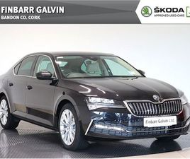 SKODA SUPERB STY 1.4TSI 218HP IV 4DR FOR SALE IN CORK FOR €38,950 ON DONEDEAL