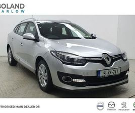 RENAULT GRAND MEGANE DYNAMIQUE 1.5 DCI FOR SALE IN CARLOW FOR €11,975 ON DONEDEAL