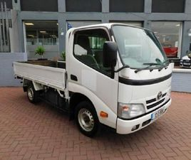 TOYOTA DYNA 3.0 D4D LWB 4WD WHEEL PICK UP // IMMA FOR SALE IN DUBLIN FOR €12,154 ON DONEDE