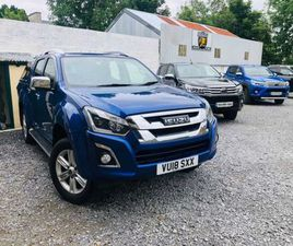 182 ISUZU DMAX - FULL FINANCE OPTIONS FOR SALE IN ROSCOMMON FOR €UNDEFINED ON DONEDEAL