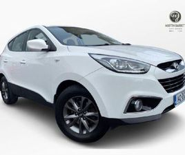 HYUNDAI IX35 2WD COMFORT 4DR FOR SALE IN WATERFORD FOR €14,950 ON DONEDEAL