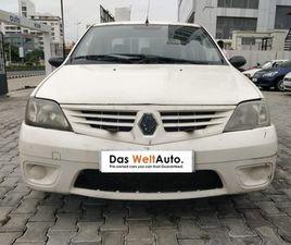 USED MAHINDRA RENAULT LOGAN 1.5 DLE DIESEL CAR IN CHENNAI,2009 MODEL