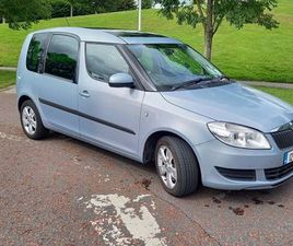 2012 SKODA ROOMSTER FOR SALE IN DUBLIN FOR €5,200 ON DONEDEAL