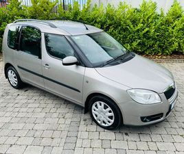 2009 SKODA ROOMSTER 1.4 16V NCTED FOR SALE IN DUBLIN FOR €2,450 ON DONEDEAL