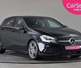 MERCEDES-BENZ A-CLASS AMG LINE A160 START/STOP FOR SALE IN DUBLIN FOR €27,890 ON DONEDEAL