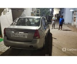 USED MAHINDRA VERITO 1.5 D4 BSIV CAR IN HYDERABAD,2015 MODEL